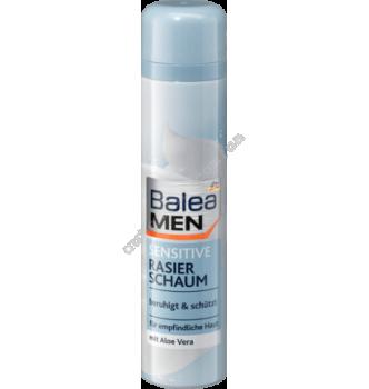 Купить Пена для бритья для чувствительной кожи Balea Men Sensitive Rasier Schaum 300 мл - с доставкой по Украине