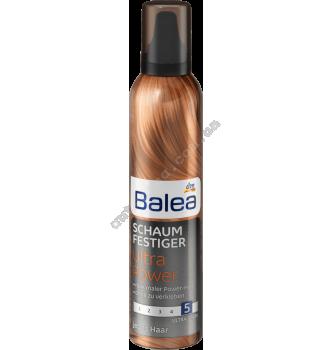 Купить Пенка для волос c ультра сильной фиксацией 5 - Balea Ultra Mouse 250мл - с доставкой по Украине