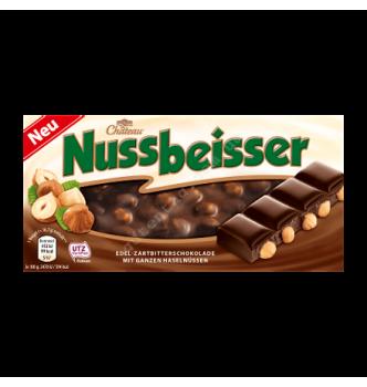 Купить Шоколад Chateau Nussbeisser черный (100г) - с доставкой по Украине