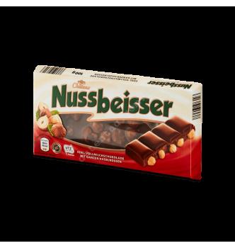 Купить Шоколад Chateau Nussbeisser молочный (100г) - с доставкой по Украине