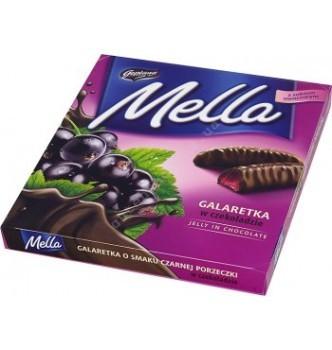 Купить Шоколадные конфеты Goplana Mella черная смородина 190 г - с доставкой по Украине