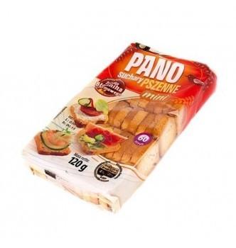 Купить Сухарики пшеничные Pano 120г - с доставкой по Украине
