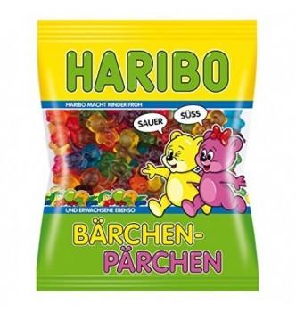 Купить Жевательные конфеты Haribo Barchen-Parchen (175г) - с доставкой по Украине