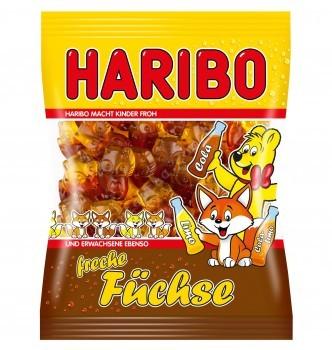 Купить Жевательные конфеты Haribo Freche Fuchse (200г) - с доставкой по Украине