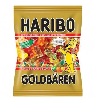 Купить Жевательные конфеты Haribo Goldbaren - с доставкой по Украине