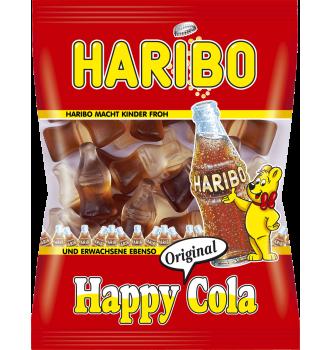 Купить Жевательные конфеты Haribo Happy (Cola 200г) - с доставкой по Украине