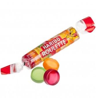 Купить Жевательные конфеты Haribo Roulette (25г) - с доставкой по Украине