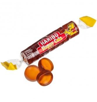 Купить Жевательные конфеты Haribo Roulette кола (25г) - с доставкой по Украине