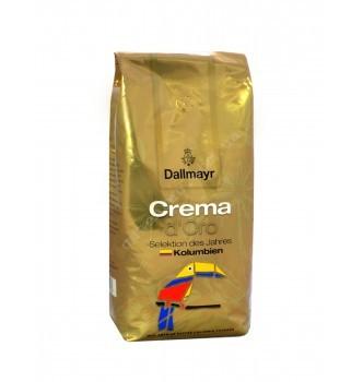 Купить Кофе в зернах Dallmayr Crema d'Oro Selektion des Jahres Columbien (1кг) - с доставкой по Украине