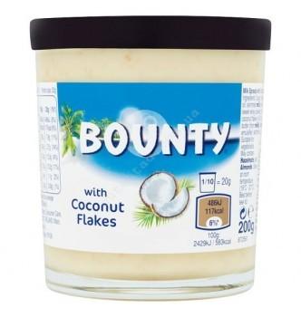 Купить Паста шоколадная Bounty (Баунти) с кокосовой стружкой 200г - с доставкой по Украине