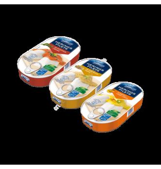 Купить Филе сельди под разными соусами FJORDEN'S 200г - с доставкой по Украине
