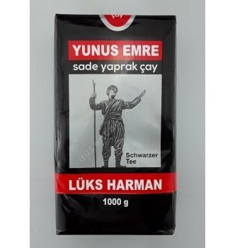 Купить Чай черный крупнолистовой YUNUS EMRE Luks Harman (Люкс Харман) 1000г - с доставкой по Украине