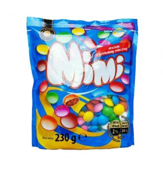 Купить Шоколадные драже Mimi 230г. - с доставкой по Украине