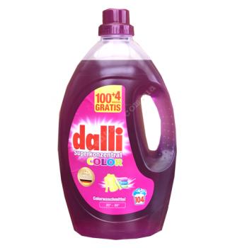 Купить Гель для стирки цветного белья Dalli Color superkonzentrat, 3,65 л. (104 стирки) - с доставкой по Украине