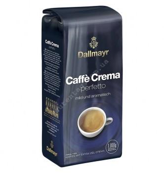 Купить Кофе в зернах Dallmayr Caffe Crema Perfetto (1кг) - с доставкой по Украине
