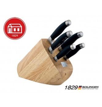 Купить Набор ножей CS Solingen Shikoku (5 ножей и бамбуковая подставка) - с доставкой по Украине