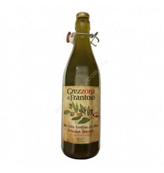 Купить Нефильтрованное оливковое масло Grezzona di Frantoio extra vergine di oliva 1л - с доставкой по Украине