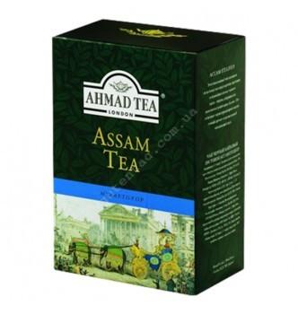 Купить Чай Ахмад Ассам черный листовой Ahmad tea assam 250г - с доставкой по Украине