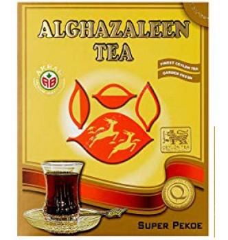 Купить Чай Akbar Do Ghazal tea Super Pekoe черный средне листовой чай премиум класса 450г - с доставкой по Украине