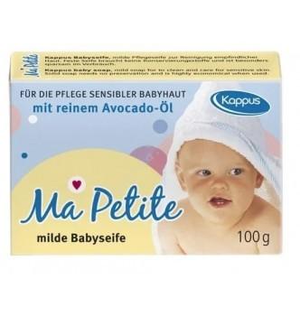 Купить Мыло детское Kappus Ma Petite Babyseife, 100г - с доставкой по Украине