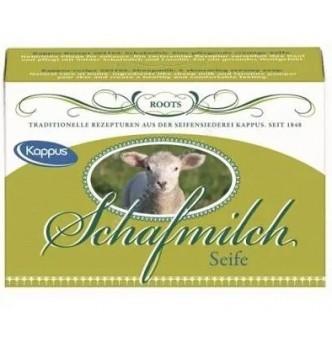 Купить Мыло туалетное Kappus Schafmilch Козье Молоко, 100г - с доставкой по Украине