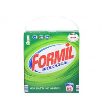 Купить Порошок для стирки универсальный Formil Biological Формил актив 4,225 кг (65 стирок) - с доставкой по Украине