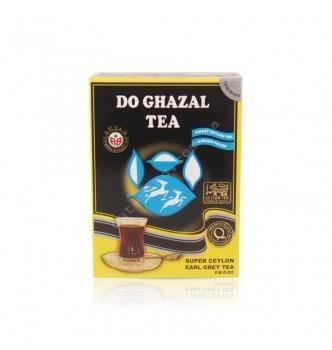 Купить Чай Akbar Do Ghazal tea листовой цейлонский с бергамотом 100г - с доставкой по Украине