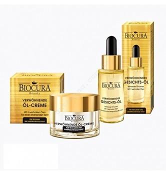 Купить Мультикомплекс для ухода за кожей лица, шеи и декольте Biocura beauty Gesichtspflege - с доставкой по Украине