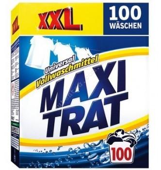 Купить Порошок для стирки универсальный Maxi Trat XXL Макси Трат 6 кг (100 стирок) - с доставкой по Украине