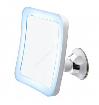 Купить Зеркало косметическое для ванной комнаты Camry CR 2169 LED - с доставкой по Украине
