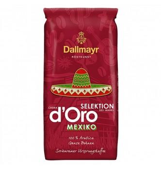 Купить Кофе в зернах Dallmayr Crema d'Oro Selektion des Jahres Mexiko (1кг) - с доставкой по Украине