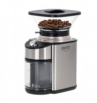 Купить Электрическая жерновая кофемолка Camry CR 4443 - с доставкой по Украине