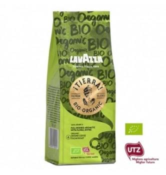 Купить Кофе LAVAZZA Tierra Bio-Organic молотый 180 г - с доставкой по Украине