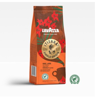 Купить Кофе Lavazza Tierra Peru Ande молотый 180 г - с доставкой по Украине