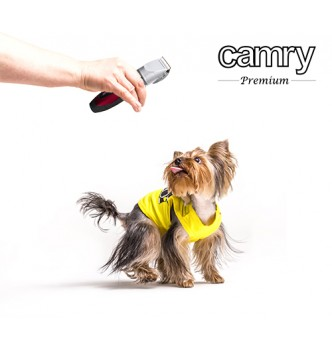 Купить Машинка для стрижки домашних животных Camry CR 2821 - с доставкой по Украине
