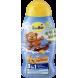 Детский Шампунь + гель для душа + кондиционер 3в1, Saubar Dusche + Shampoo + Pflegespülung 3in1, 250мл