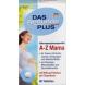 Комплекс витаминов и минералов для беременных и кормящих мам A-Z Mama Das gesunde Plus, 60 шт
