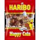 Жевательные конфеты Haribo Happy (Cola 200г)