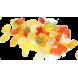 Жевательные конфеты Haribo Party-Spass (425г)
