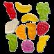 Жевательный мармелад Haribo TROPIFRUTTI (175г) (желейки харибо)