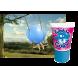 Жидкая жевательная резинка Tubble Gum Color (синий язык)