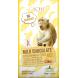 Элитный бельгийский молочный шоколад 40% Танзанийского какао с бананом и карамелью Cachet MILK CHOCOLATE with banana & fudge 180г