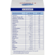 Комплекс витаминов и минералов от А до Z Mivolis - Das Gesunde Plus A-Z Komplett, 100 шт - 4010355570710